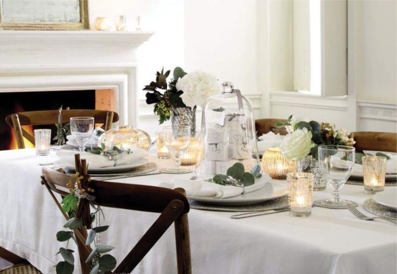 כלי שולחן לחורף ליום הולדת