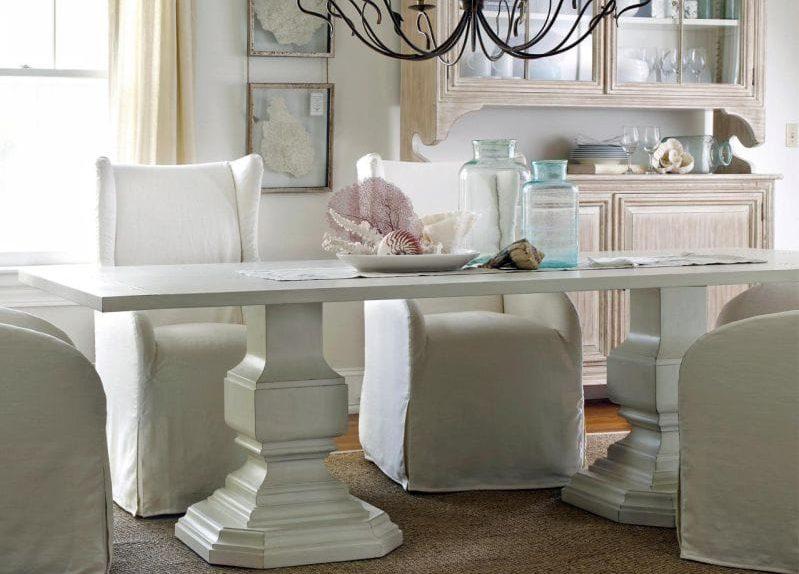 Décor De Table De Style Nautique