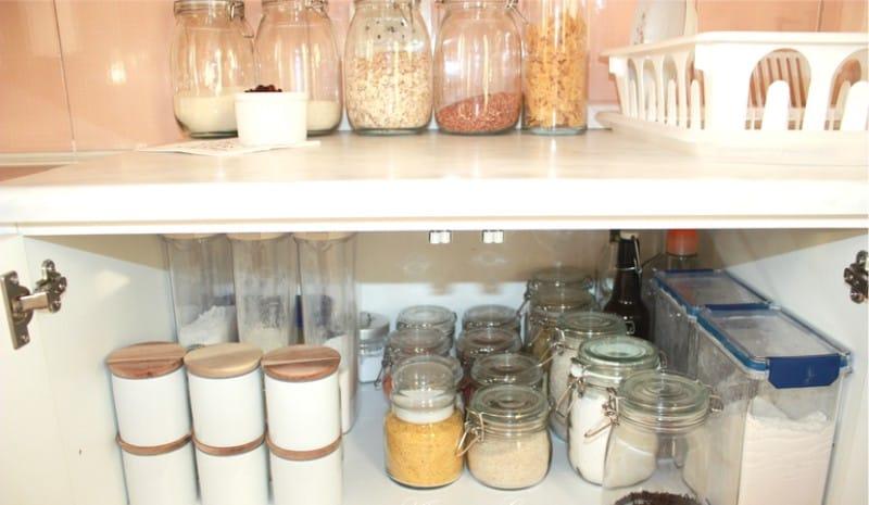 Hogyan kell helyesen tárolni az élelmiszereket