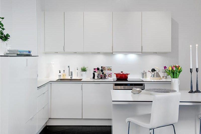 האי פריסה במטבח 14 מטר