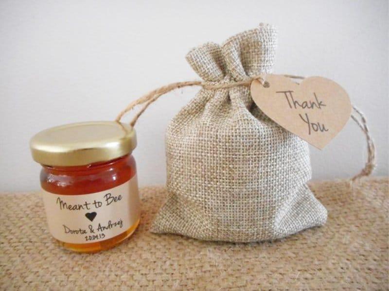 דבש תיבת מתנה