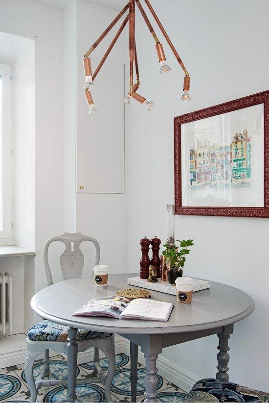 Photos dans la conception de la salle à manger