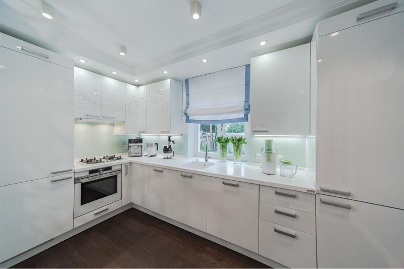 Cuisine-salon 18 m2 m