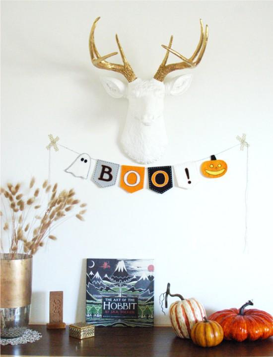 Halloween érezte banner