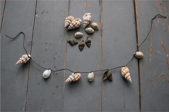 Shell gyöngyök