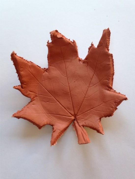 Őszi kézműves gyurma