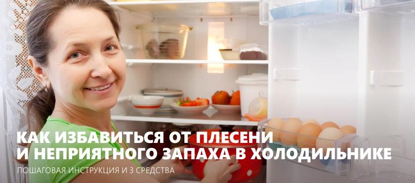 Hogyan lehet megszabadulni a penész a hűtőben
