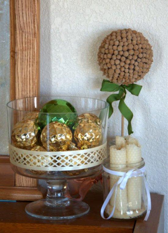 Acorn Topiary