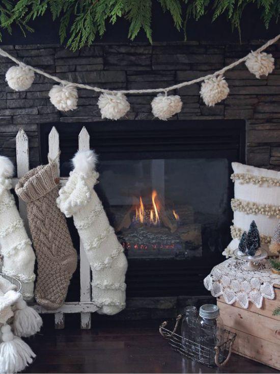 חג המולד של פומפונים
