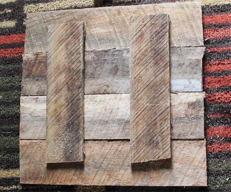 לוח לוחות עץ
