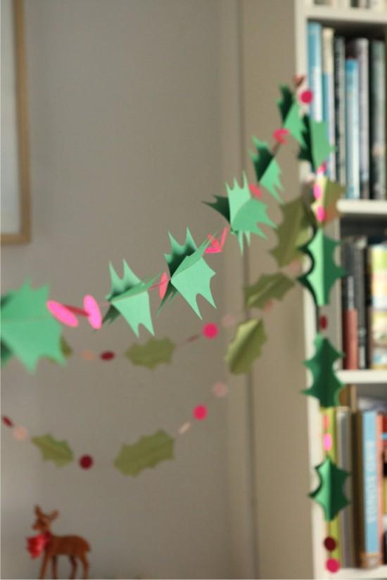 חג המולד נייר