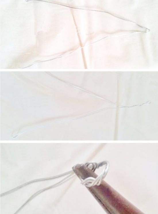 A balerina csontváza a drótból