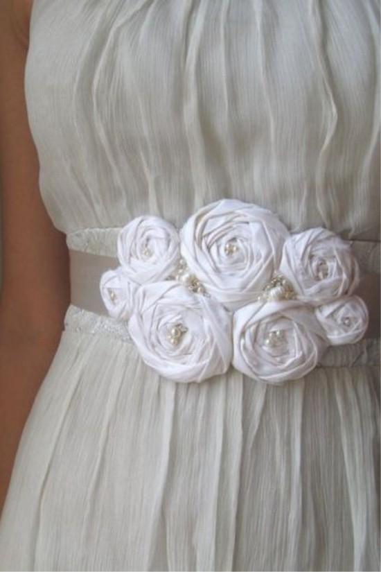 Virág öv