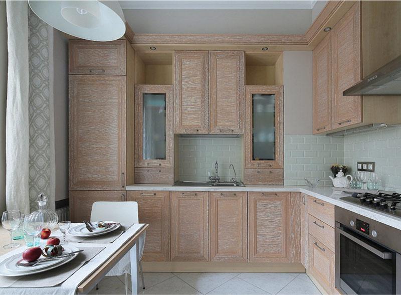 Kötény hog a modern konyhában