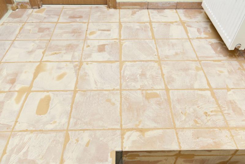 A padlóburkolatok csiszolása