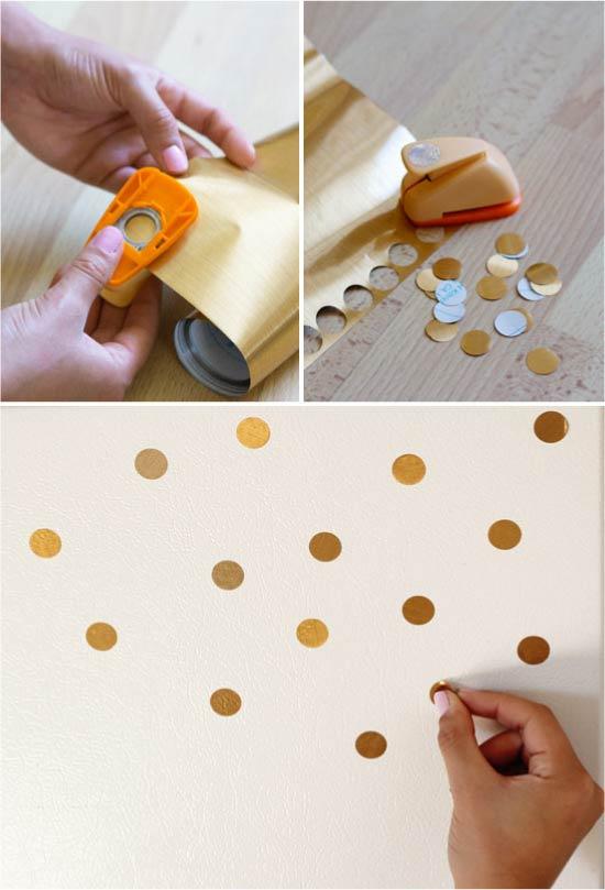 מקרר עיצוב מדבקות תוצרת בית