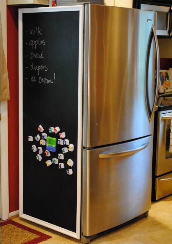 לרענן על המקרר