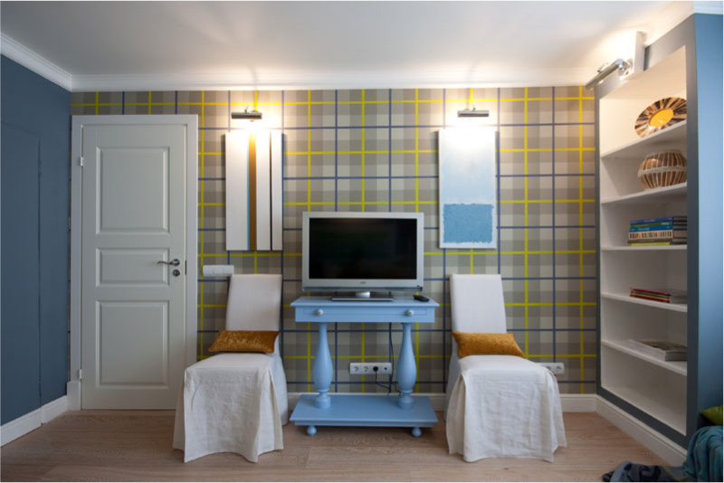 Scottish Plain Walls Tartan
