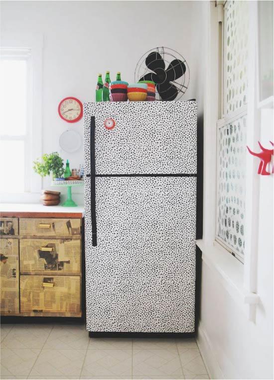 Buzdolabı boyama