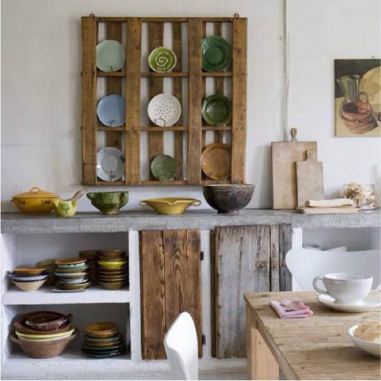 Pameran rak dapur