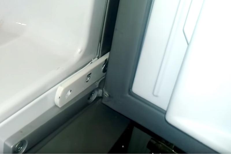 Metodă alternativă de a instala colțul