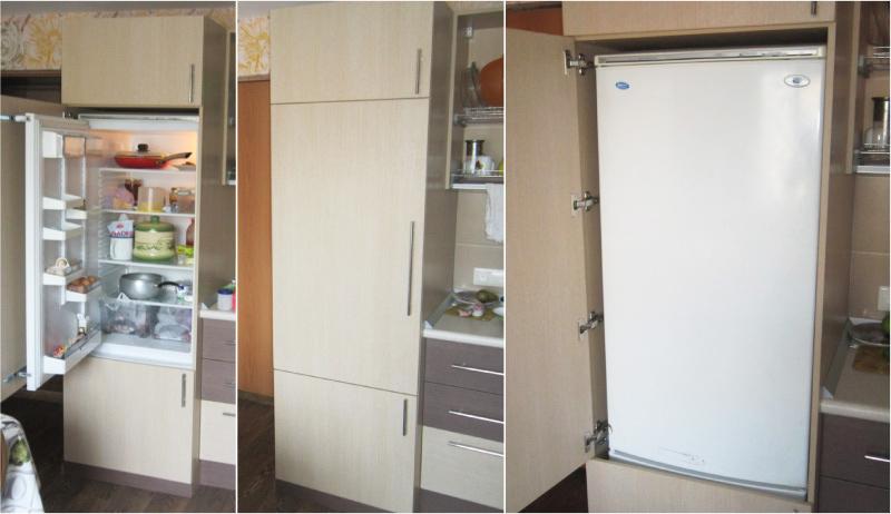 Built-in frigider obișnuit