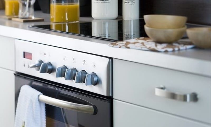 Dependent Gas Oven