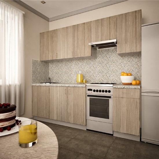 Kitchen Pine Karelia Leroy