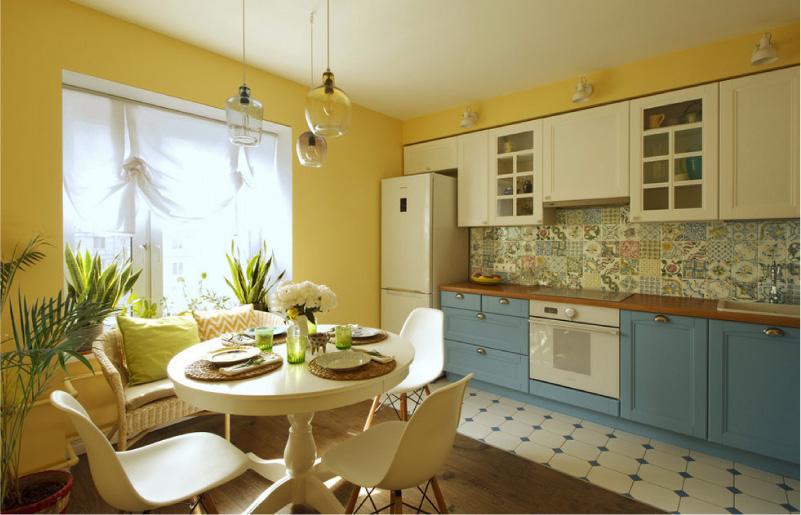 Nhà bếp phong cách
