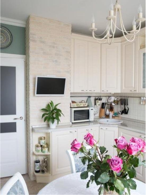 Kleine keuken Maria