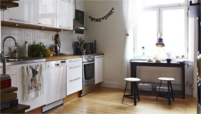 Kuhinja skandinavskog stila