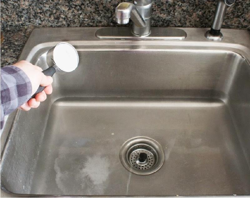 Az extraktum tisztítása szappanos oldatban - 2. lépés