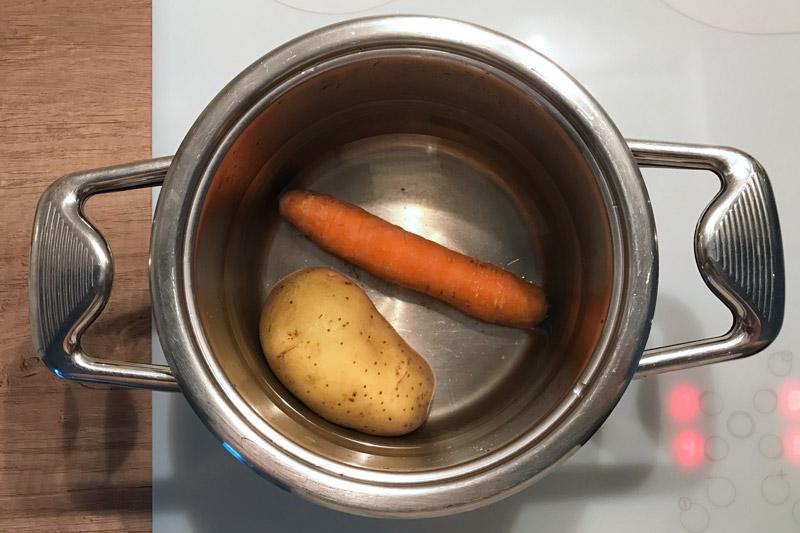Sebze pişirme