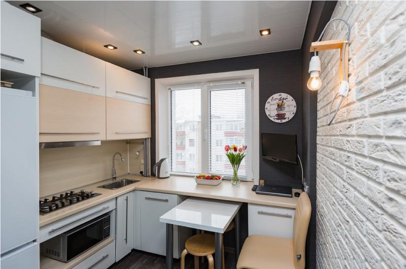 Countertop da odgovaraju kuhinjskim fasadama