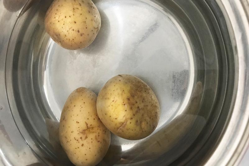 Patates Pişirme