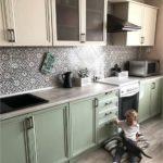 Olive Vanille-Küche