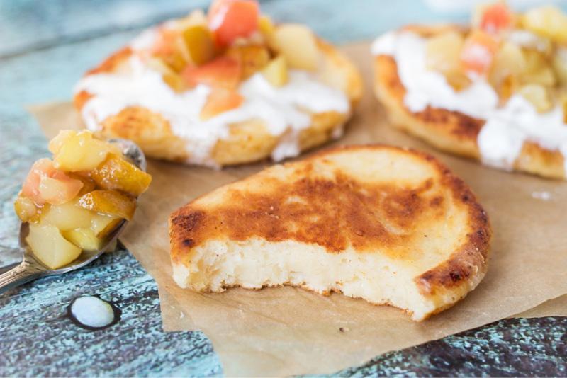 Diétás sajt sütemények