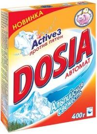 אבקת דוסיה